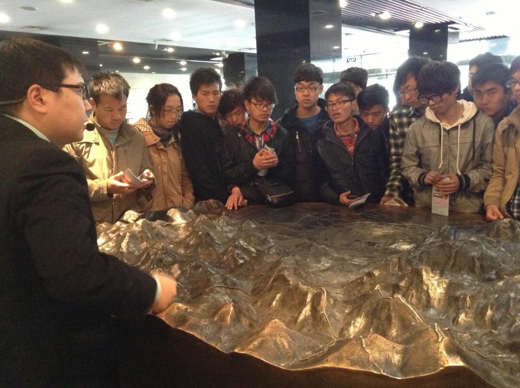 城市规划10级学生赴北京,秦皇岛,天津三地考察-安阳工
